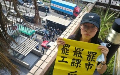 As China Clamps Down, Activists Flee Hong Kong for Refuge in the West