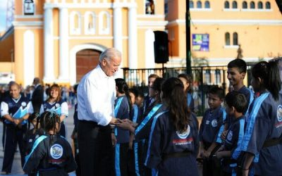 Biden's Plans for Latin America: End 'Bully Dictating Policy'
