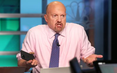 Cramer: We're in a 'wacko market' when stay-at-home stocks with few sales actually make sense
