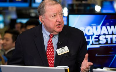 'Europe is center stage' — Wall Street veteran Art Cashin breaks down the sell-off
