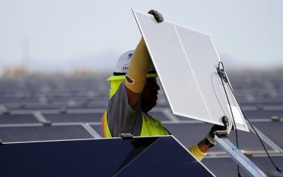 First Solar is up 15% after earnings, and analysts say there's more upside ahead