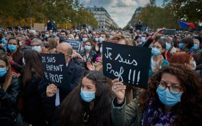 France's Hardening Defense of Cartoons of Muhammad Could Lead to 'A Trap'