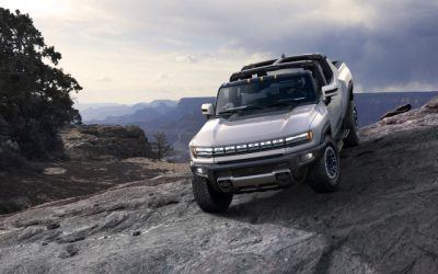 "GMC reveals the Hummer EV: 1,000 HP, 350 mile range, and 0-60 in ""around 3 seconds"""