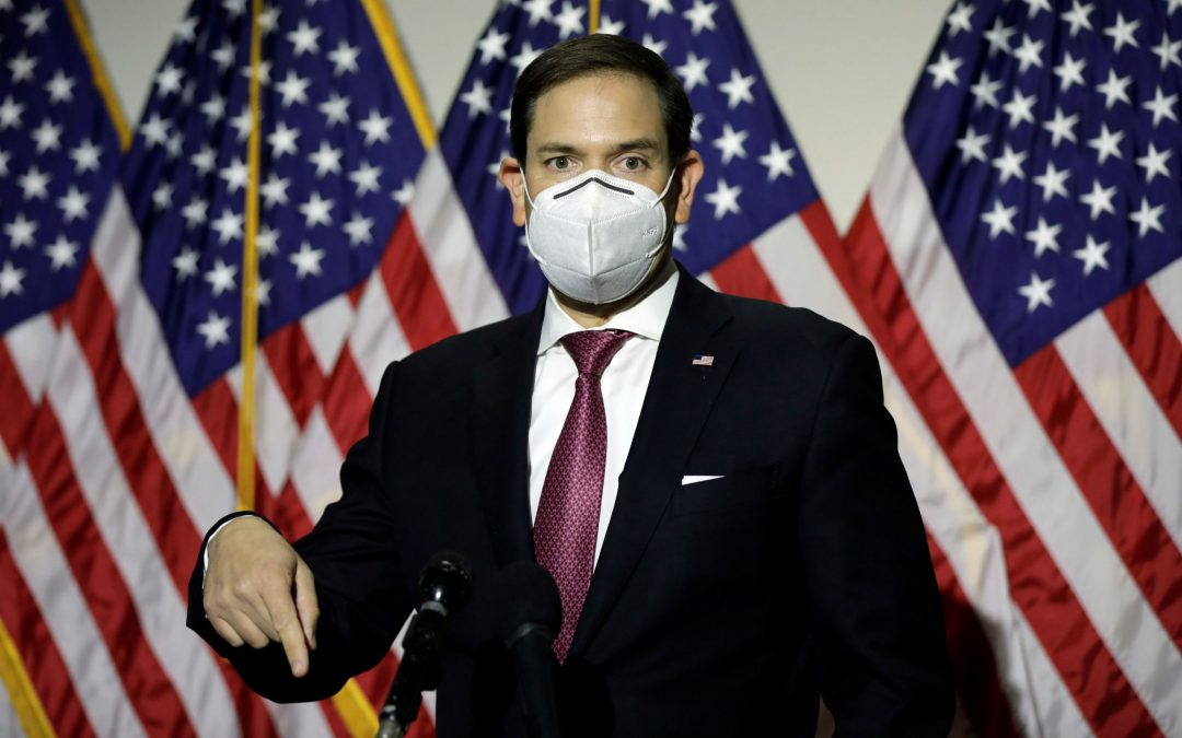 GOP's Marco Rubio: I'm open to voting for higher Covid stimulus because Americans need help