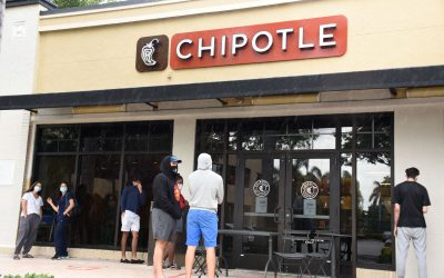 Here are Tuesday's biggest analyst calls of the day: Chipotle, Peloton, Chevron, Dave & Buster's