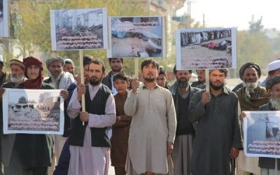 How an Afghan Political Crisis Derailed Payments to War Victims