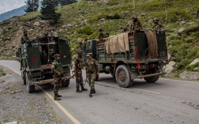 India Captures Chinese Soldier Along Disputed Mountain Border