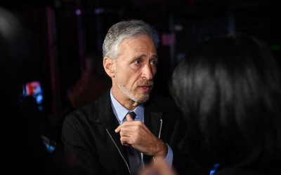 Jon Stewart Returns With a Series for Apple TV+