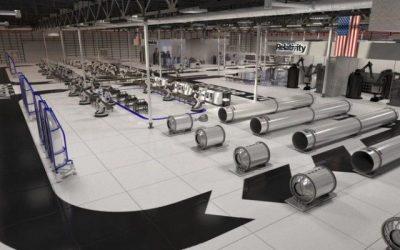 Lockheed picks Relativity's 3D-printed rocket for experimental NASA mission
