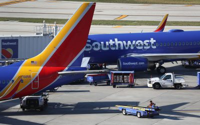 Southwest CEO: It may be 10 years before business travel returns so we're focusing on leisure fliers