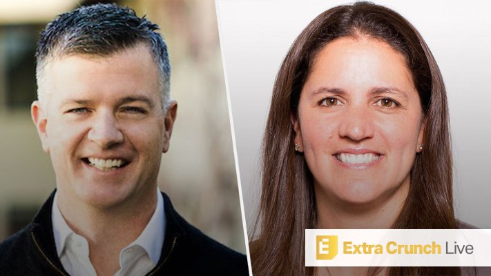 Unusual Ventures' Sarah Leary and John Vrionis join Extra Crunch Live today at 2 p.m. ET/11 a.m. PT
