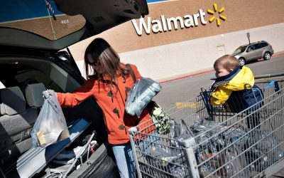 Walmart sees the baby department as a way to reel in even more customers