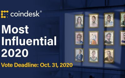 Who Was Crypto's Most Influential in 2020? Vote Now