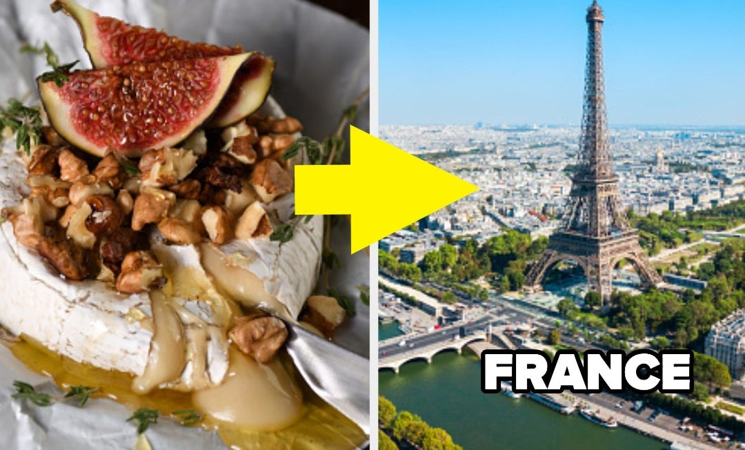 Eat A Day's Worth Of Delicious Meals And We'll Reveal Where In The World You Actually Belong
