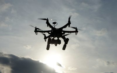 Goldman Sachs bankers are using flying drones to help clinch billion-dollar M&A deals