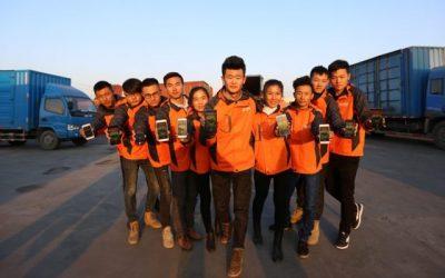Google-backed Chinese truck-hailing firm Manbang raises $1.7 billion