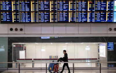 Hong Kong looks to mainland China for the next air travel bubble