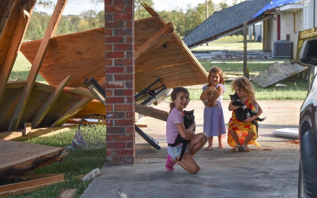 'I lost everything': In hurricane-ravaged Louisiana, people struggle to rebuild
