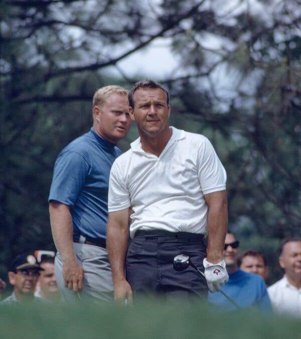 Leonard Kamsler, a Dissecting Golf Photographer, Dies at 85