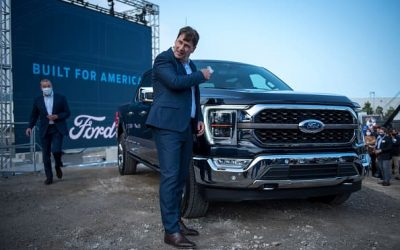 Morgan Stanley's Jonas downgrades Ford, says EV strategy is not clear