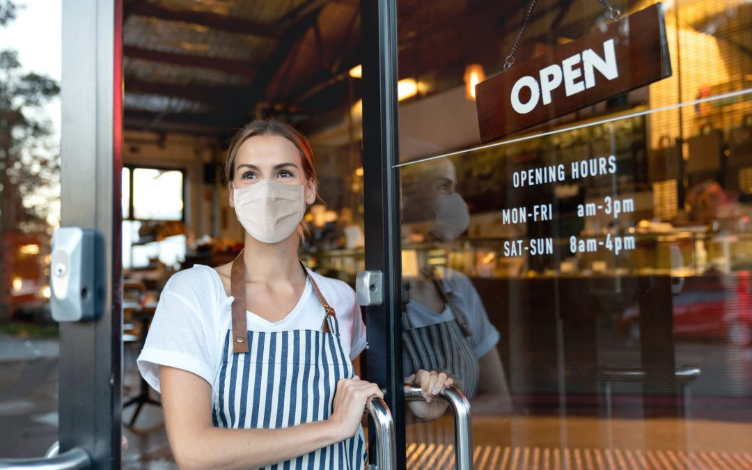 Op-ed: Here are some action steps for small businesses that survived the Covid pandemic