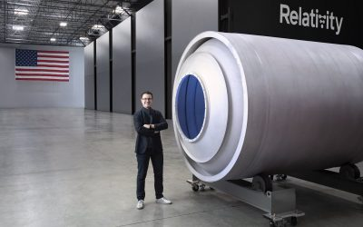 Relativity Space adds $500 million to 'war chest' for scaling production of 3D-printed rockets