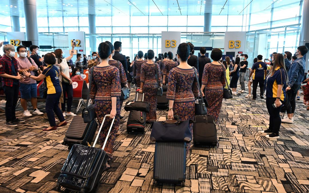 Singapore-Hong Kong travel bubble delayed amid rise in Hong Kong's coronavirus cases