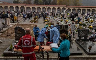 The Lost Days That Made Bergamo a Coronavirus Tragedy