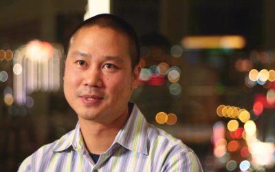 Tony Hsieh, iconic Las Vegas tech entrepreneur, dies aged 46