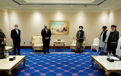 Afghan and Taliban Negotiators Agree on Peace Talks' Procedures