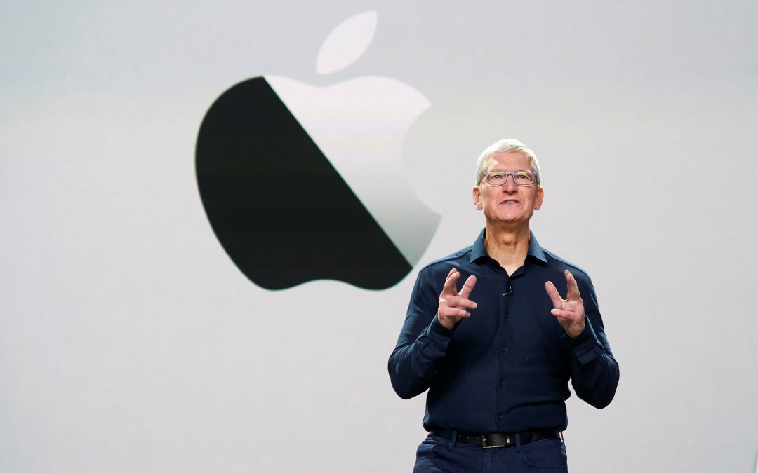 Apple shares rise after Loop Capital upgrade, bullish Morgan Stanley comments