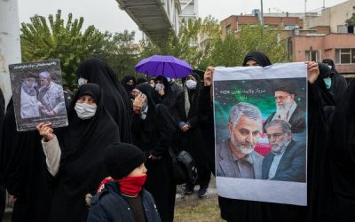 As Iran Mourns Nuclear Scientist, Officials Vow to Find His Killers