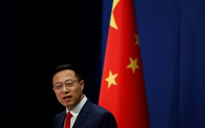 Australia Condemns Lurid Tweet by Chinese Official as 'Disgusting Slur'
