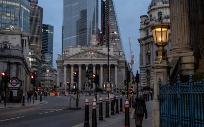 Bank of England Rebuked Over 'Missing' $67 Billion of Cash