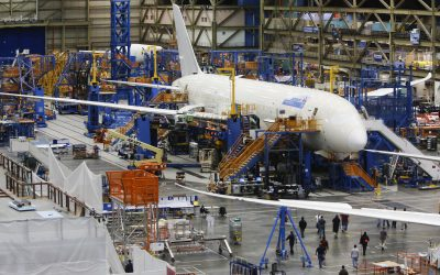 Boeing further trims 787 output in pandemic, expects slower deliveries due to inspections
