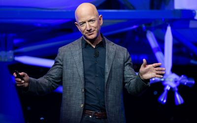COO of Jeff Bezos' space venture Blue Origin is leaving to pursue other opportunities