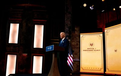 Feeling Spurned by Trump, U.N. Sees Redemption in Biden and Team