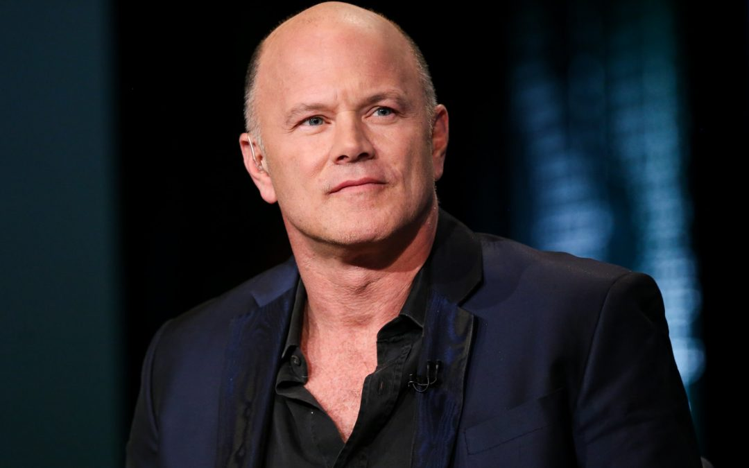 Here's how early crypto investor Mike Novogratz sees the bitcoin trade unfolding next year