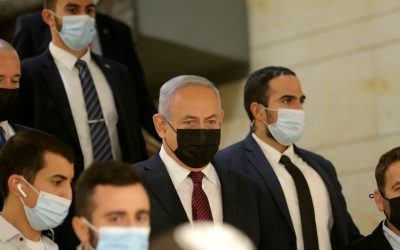 Israel Takes First Step Toward New Election