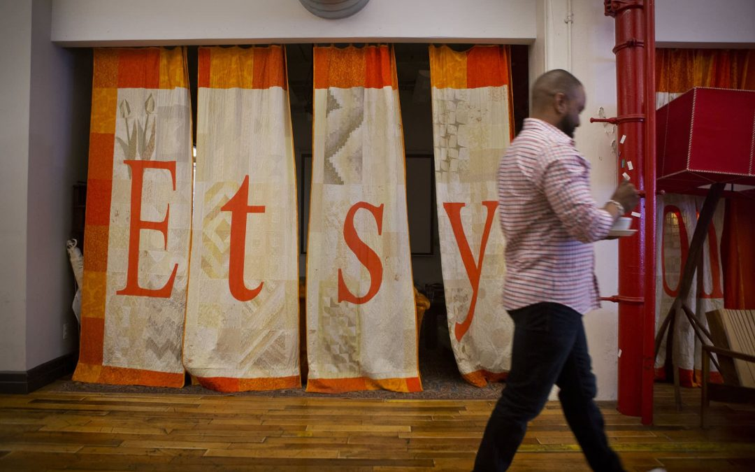 'Personalized gifts' is the No. 1 search term on Etsy this year, CEO says