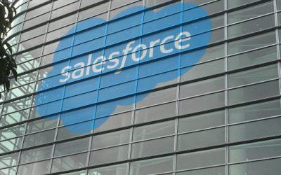 Salesforce slumps 8.5% as its post-Slack selloff continues