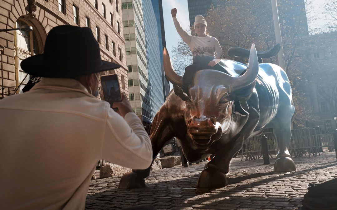 The Dow's November stock winners show investors are betting big on a 2021 recovery