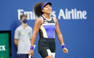 This Time, a Cartoon Depiction of Naomi Osaka Is More True to Life