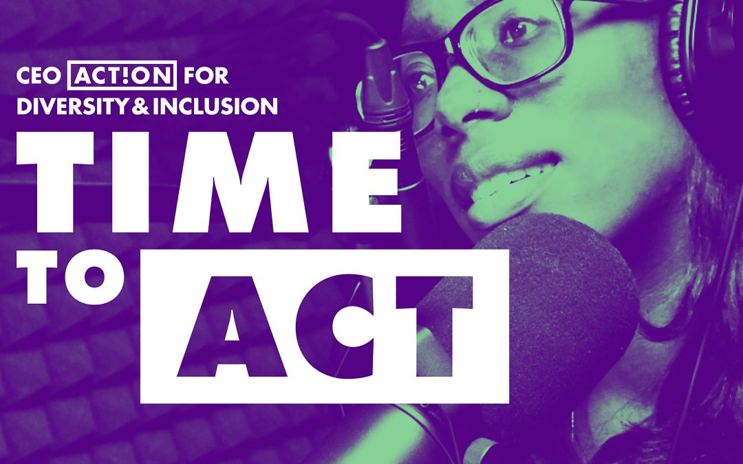 'Time To Act' Podcast Ep. 6: The Allyship Imperative