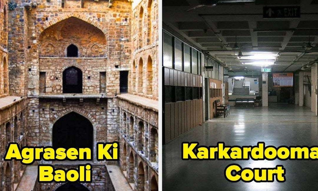 13 Haunted Sites In Delhi That Will Scare The Bejesus Out Of You