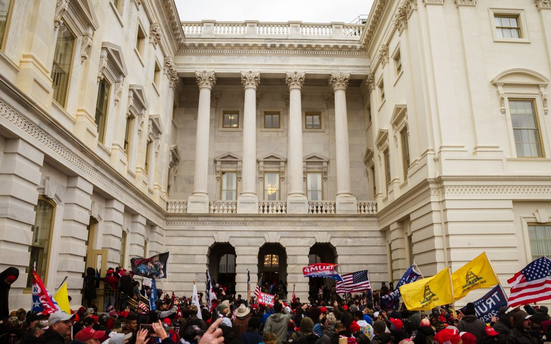 A Federal Domestic Terrorism Law Could Threaten Civil Rights Groups Like BLM