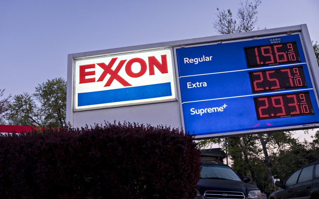 A new activist takes on Exxon to reverse the oil giant's underperformance