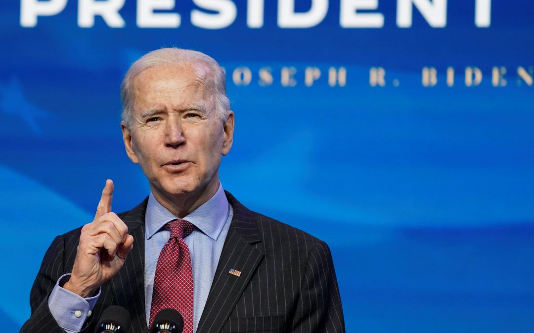 Biden plan may be too pricey for Congress, may end up closer to $1 trillion, Wall Street says