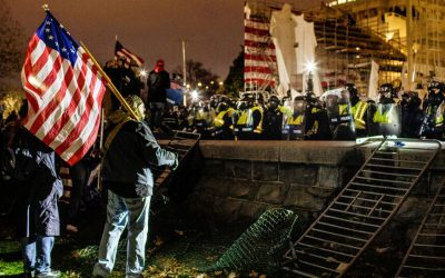 Capitol Riot Puts Spotlight on 'Apocalyptically Minded' Global Far Right