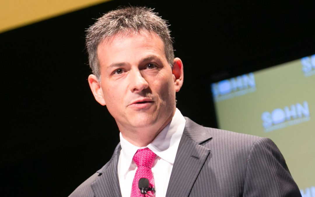 David Einhorn just posted his best quarter ever. Here's what's working for him